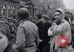 Image of German prisoners of war marched in Munich Munich Germany, 1945, second 62 stock footage video 65675040676