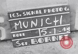 Image of German prisoners Munich Germany, 1945, second 1 stock footage video 65675040677