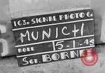 Image of German prisoners Munich Germany, 1945, second 2 stock footage video 65675040677