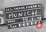 Image of German prisoners Munich Germany, 1945, second 3 stock footage video 65675040677