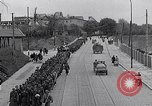 Image of German prisoners Munich Germany, 1945, second 8 stock footage video 65675040677