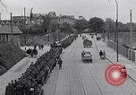 Image of German prisoners Munich Germany, 1945, second 9 stock footage video 65675040677