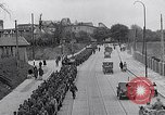 Image of German prisoners Munich Germany, 1945, second 17 stock footage video 65675040677