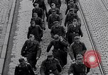Image of German prisoners Munich Germany, 1945, second 30 stock footage video 65675040677
