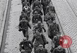 Image of German prisoners Munich Germany, 1945, second 38 stock footage video 65675040677