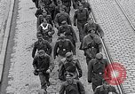 Image of German prisoners Munich Germany, 1945, second 39 stock footage video 65675040677