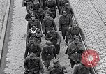 Image of German prisoners Munich Germany, 1945, second 40 stock footage video 65675040677