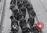 Image of German prisoners Munich Germany, 1945, second 42 stock footage video 65675040677