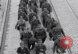 Image of German prisoners Munich Germany, 1945, second 44 stock footage video 65675040677