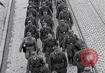 Image of German prisoners Munich Germany, 1945, second 45 stock footage video 65675040677