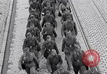 Image of German prisoners Munich Germany, 1945, second 46 stock footage video 65675040677