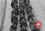 Image of German prisoners Munich Germany, 1945, second 50 stock footage video 65675040677