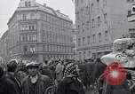 Image of German people gather fuel coal at end of War Munich Germany, 1945, second 3 stock footage video 65675040678