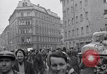 Image of German people gather fuel coal at end of War Munich Germany, 1945, second 7 stock footage video 65675040678