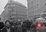Image of German people gather fuel coal at end of War Munich Germany, 1945, second 9 stock footage video 65675040678