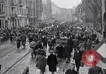 Image of German people gather fuel coal at end of War Munich Germany, 1945, second 13 stock footage video 65675040678