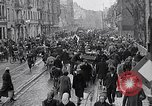 Image of German people gather fuel coal at end of War Munich Germany, 1945, second 14 stock footage video 65675040678