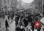 Image of German people gather fuel coal at end of War Munich Germany, 1945, second 15 stock footage video 65675040678