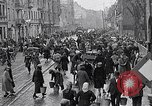 Image of German people gather fuel coal at end of War Munich Germany, 1945, second 16 stock footage video 65675040678