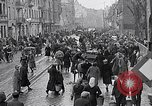 Image of German people gather fuel coal at end of War Munich Germany, 1945, second 17 stock footage video 65675040678