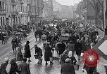 Image of German people gather fuel coal at end of War Munich Germany, 1945, second 18 stock footage video 65675040678