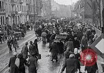 Image of German people gather fuel coal at end of War Munich Germany, 1945, second 19 stock footage video 65675040678