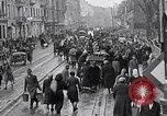 Image of German people gather fuel coal at end of War Munich Germany, 1945, second 21 stock footage video 65675040678