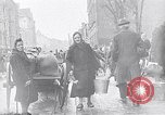 Image of German people gather fuel coal at end of War Munich Germany, 1945, second 22 stock footage video 65675040678