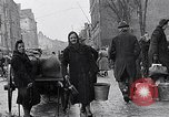 Image of German people gather fuel coal at end of War Munich Germany, 1945, second 23 stock footage video 65675040678