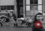 Image of German people gather fuel coal at end of War Munich Germany, 1945, second 32 stock footage video 65675040678