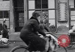 Image of German people gather fuel coal at end of War Munich Germany, 1945, second 35 stock footage video 65675040678