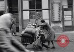 Image of German people gather fuel coal at end of War Munich Germany, 1945, second 37 stock footage video 65675040678