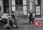 Image of German people gather fuel coal at end of War Munich Germany, 1945, second 38 stock footage video 65675040678
