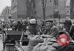 Image of German people gather fuel coal at end of War Munich Germany, 1945, second 43 stock footage video 65675040678