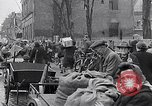 Image of German people gather fuel coal at end of War Munich Germany, 1945, second 44 stock footage video 65675040678