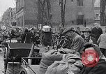 Image of German people gather fuel coal at end of War Munich Germany, 1945, second 45 stock footage video 65675040678