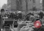 Image of German people gather fuel coal at end of War Munich Germany, 1945, second 47 stock footage video 65675040678