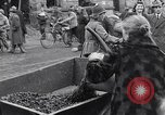 Image of German people gather fuel coal at end of War Munich Germany, 1945, second 55 stock footage video 65675040678