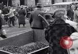 Image of German people gather fuel coal at end of War Munich Germany, 1945, second 58 stock footage video 65675040678