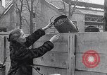 Image of German people gather fuel coal at end of War Munich Germany, 1945, second 60 stock footage video 65675040678