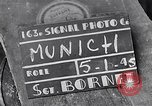 Image of German people Munich Germany, 1945, second 1 stock footage video 65675040679