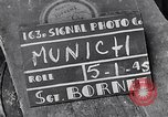 Image of German people Munich Germany, 1945, second 2 stock footage video 65675040679