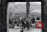 Image of German people gather fuel end World War 2 Munich Germany, 1945, second 8 stock footage video 65675040680