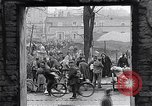 Image of German people gather fuel end World War 2 Munich Germany, 1945, second 9 stock footage video 65675040680