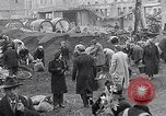 Image of German people gather fuel end World War 2 Munich Germany, 1945, second 13 stock footage video 65675040680