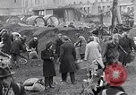Image of German people gather fuel end World War 2 Munich Germany, 1945, second 14 stock footage video 65675040680