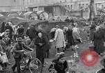 Image of German people gather fuel end World War 2 Munich Germany, 1945, second 17 stock footage video 65675040680