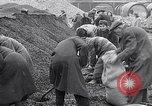 Image of German people gather fuel end World War 2 Munich Germany, 1945, second 18 stock footage video 65675040680