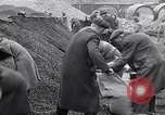 Image of German people gather fuel end World War 2 Munich Germany, 1945, second 19 stock footage video 65675040680