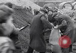 Image of German people gather fuel end World War 2 Munich Germany, 1945, second 20 stock footage video 65675040680
